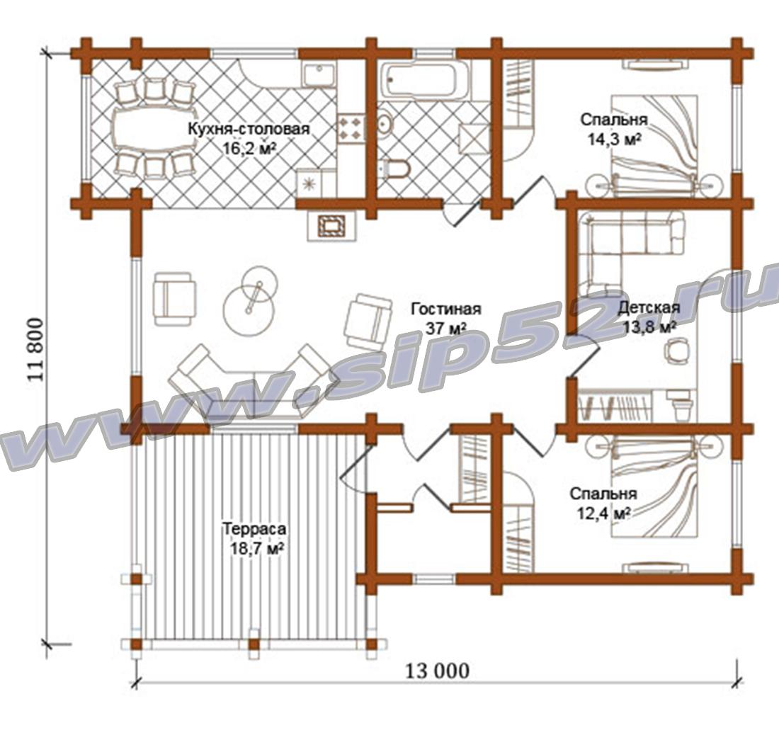 Проектирование дома своими руками: как сделать проект дома самому 30